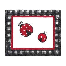 Little Ladybug Collection Floor Rug