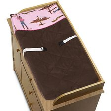 Cowgirl Collection Changing Pad Cover