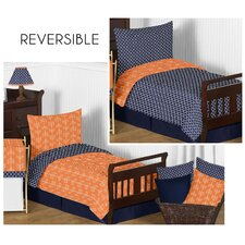 Arrow 5 Piece Toddler Bedding Set