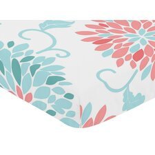 Emma Fitted Crib Sheet
