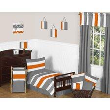 Stripe Collection 5 Piece Toddler Bedding Set