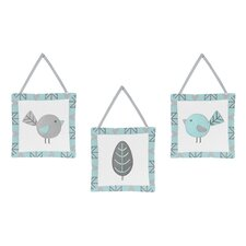 Earth and Sky 3 Piece Hanging Art Set