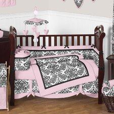 Sophia 9 Piece Crib Bedding Set