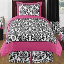 Isabella 4 Piece Twin Bedding Set