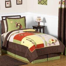 Turtle 3 Piece Full/Queen Bedding Set