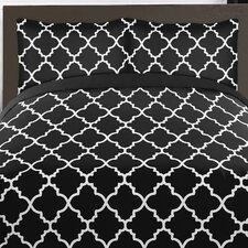 Trellis 4 Piece Bedding Set