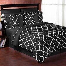 Trellis 3 Piece Bedding Set