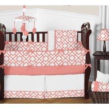 Mod Diamond 9 Piece Crib Bedding Set