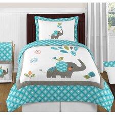 Mod Elephant Comforter Set