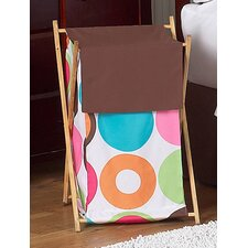 Deco Dot Laundry Hamper