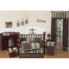 Ethan 9 Piece Crib Bedding Set