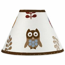 "10"" Night Owl Empire Lamp Shade"