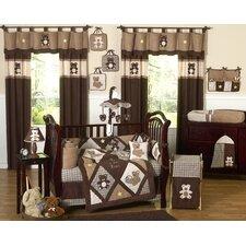 Teddy Bear 9 Piece Crib Bedding Set