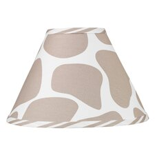 "7"" Giraffe Empire Lamp Shade"