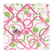 Circles Pink Memo Board