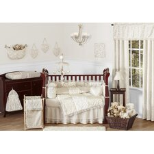 Victoria 9 Piece Crib Bedding Set