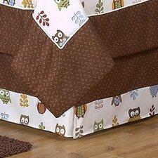 Night Owl Toddler Bed Skirt