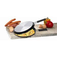 2-tlg. Antihaft-Omelettpfanne