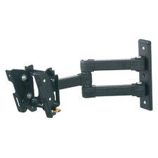 """Multi Position Extending Arm / Tilt / Swivel Wall Mount for 12"""" - 25"""" Flat Panel Screens"""