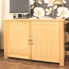 Aston Armoire Desk with Cable Management