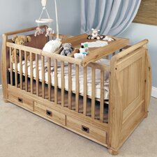 Amelie 2-in-1 Convertible Cot
