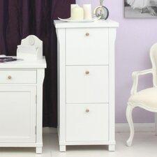 Hampton 3-Drawer Vertical Filing Cabinet