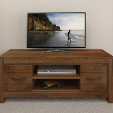 Mayan Walnut TV Stand for TVs up to 61""