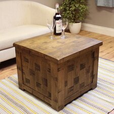 Heyford Rough Sawn Coffee Table with Lift Top