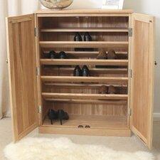 Shoe Cabinet in Oak