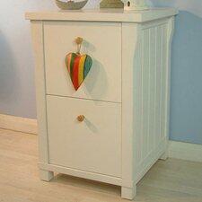 Hampton 2-Drawer Vertical Filing Cabinet