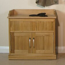 Mobel Wooden Shoe Cabinet