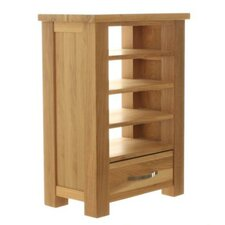 Aston Oak HiFi Rack