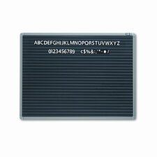 Premium Magnetic Wall Mounted Letter Board