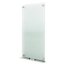 Quartet Infinity Wall Mounted Glass Board