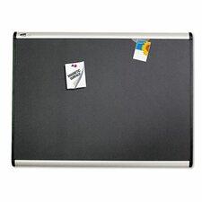 Prestige Wall Mounted Magnetic Bulletin Board