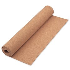 """Cork Roll, 1/16"""" Thick, 24""""x48"""", Natural"""