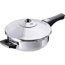 Duromatic 2.5L Stainless Steel Inox Pressure Cooker