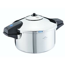 8L Stainless Steel Duromatic Comfort Pressure Cooker