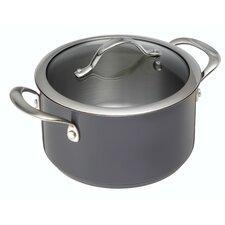 Colori 5.5L Soup Pot with Lid