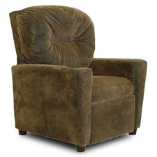 Kids Cotton Recliner with Cup Holder