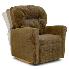 Contemporary Rocker Kids Recliner