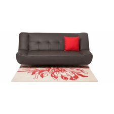 Luigi 3 Seater Clic Clac Sofa Bed