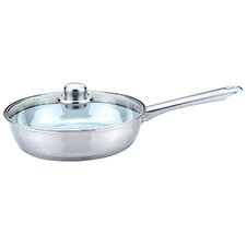 Essential Non-Stick Saute Pan with Lid