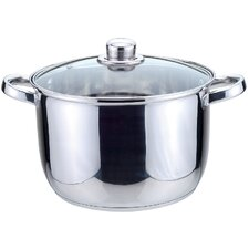 Essential 5.5L Stock Pot with Lid