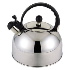 Essential 2.5L Stainless Steel Whistling Stovetop Kettle