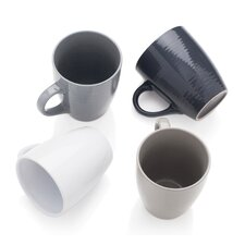 Texture Value Mug (Set of 4)