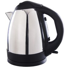 Aspire 1.7L Stainless Steel Cordless Kettle in Silver