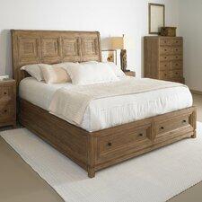 Ventura Sleigh Bed