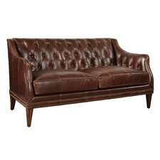 Kennedy Leather Settee