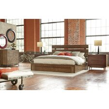 Epicenters Platform Customizable Bedroom Set